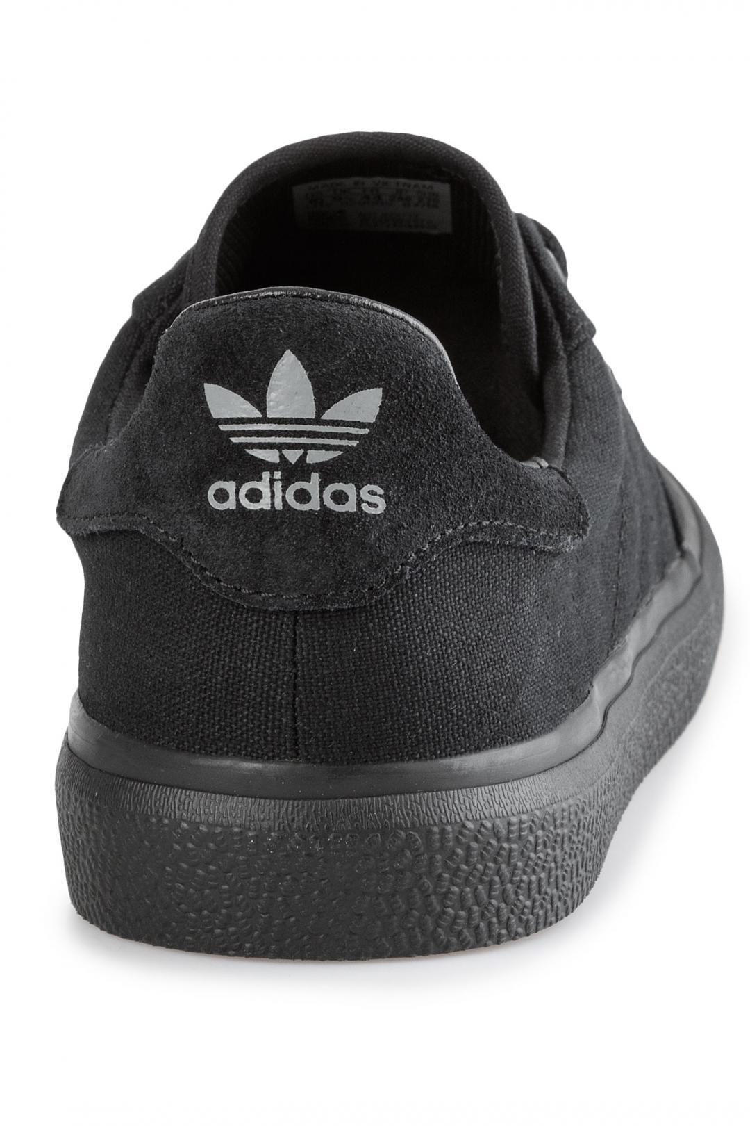Uomo adidas Skateboarding 3MC Suede core black core black grey | Scarpe da skate