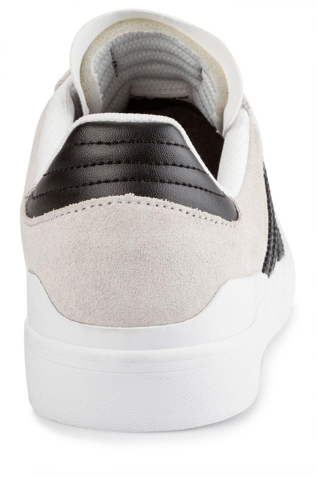 Uomo adidas Skateboarding Busenitz Vulc crystal white core black white | Sneakers low top