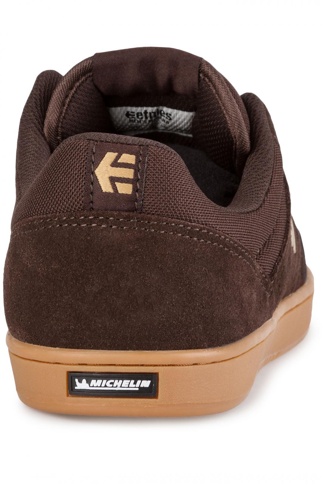Uomo Etnies Marana brown gum brown | Sneaker