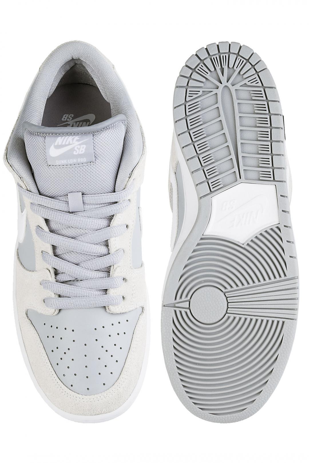 Uomo Nike SB Dunk Low TRD summit white | Sneaker