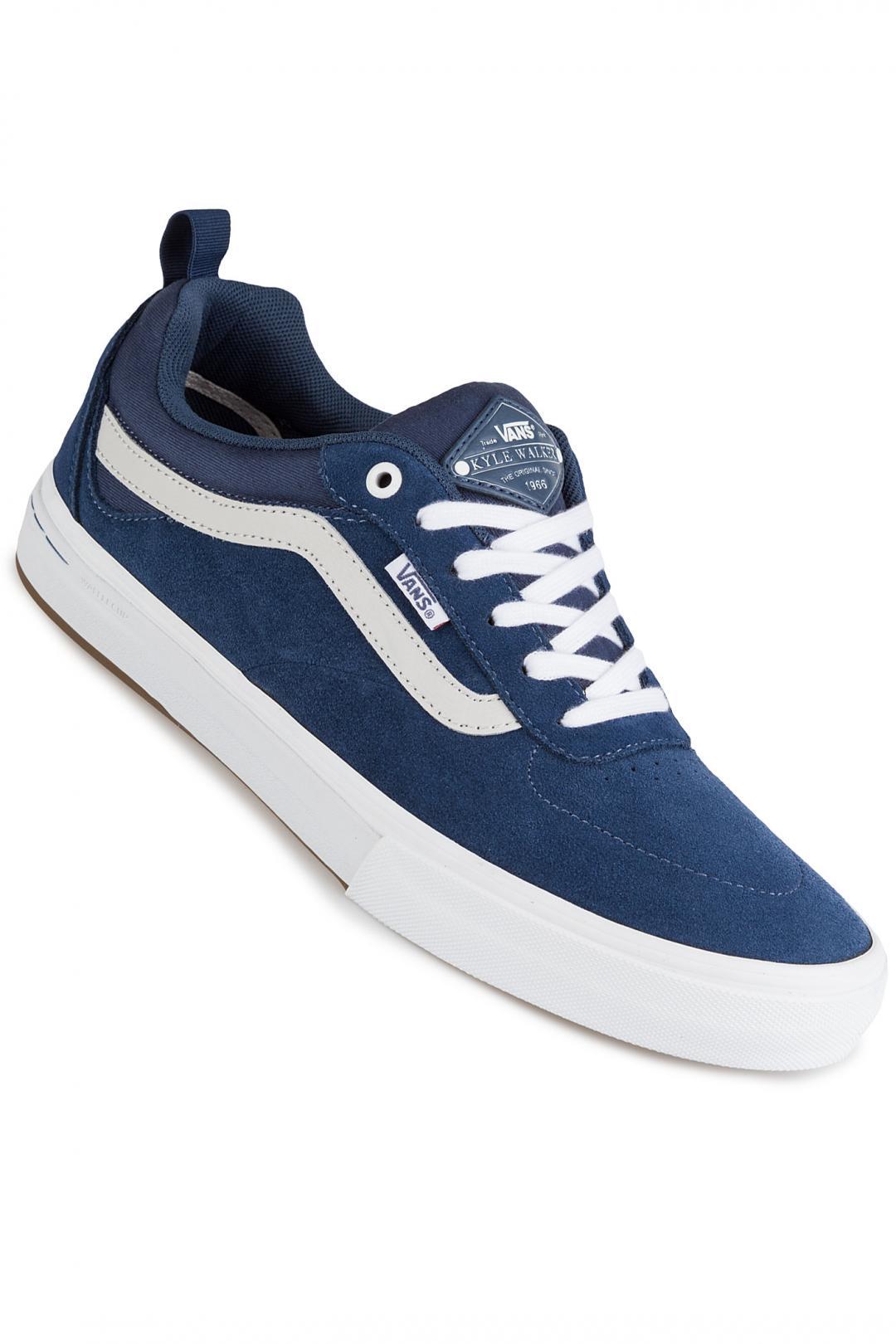 Uomo Vans Kyle Walker Pro dark denim | Sneakers low top