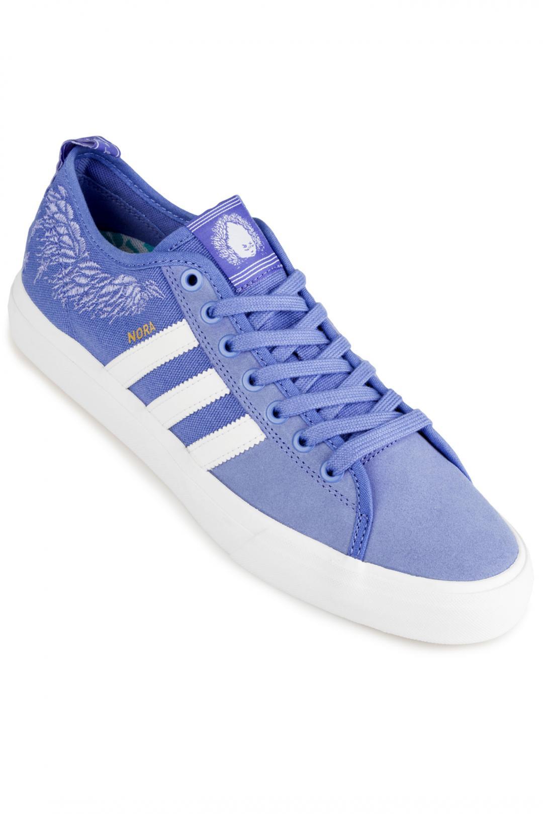 Uomo adidas Skateboarding Matchcourt RX Nora blue | Sneaker