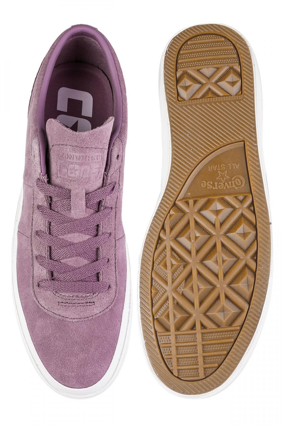 Uomo Converse One Star CC Pro Ox violet dust icon violet white | Scarpe da skate