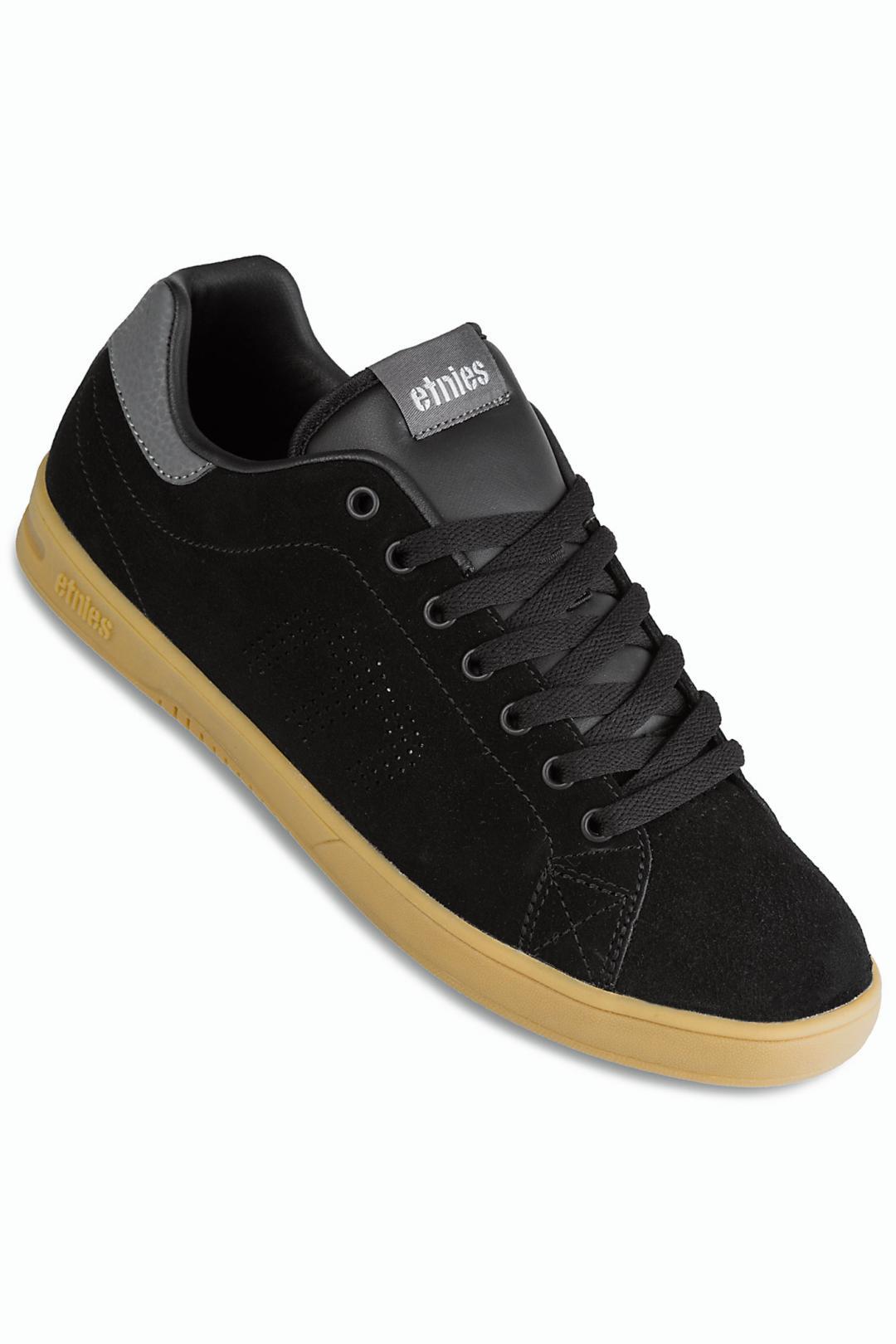 Uomo Etnies Callicut LS black grey gum | Sneaker