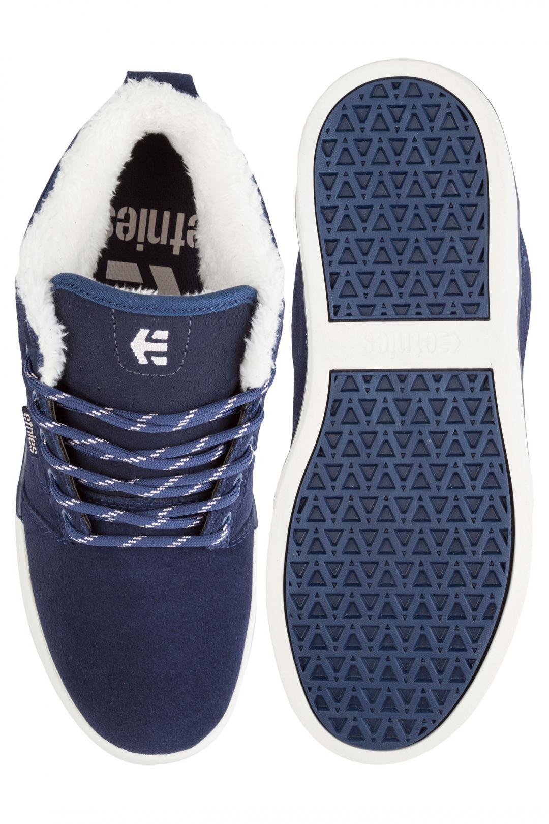 Donna Etnies Jefferson Mid navy | Sneaker