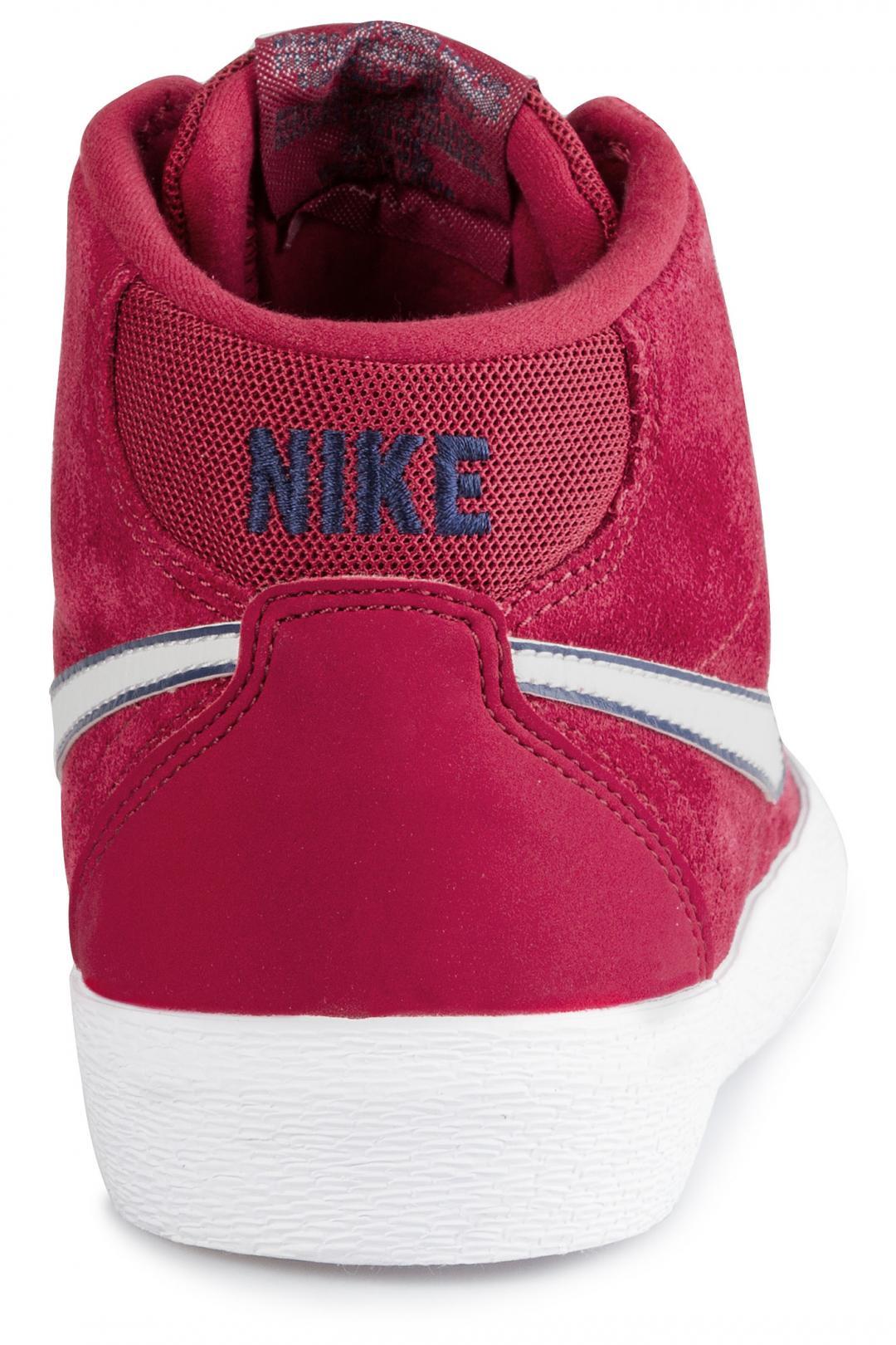 Donna Nike SB Bruin Hi red crush white   Sneaker