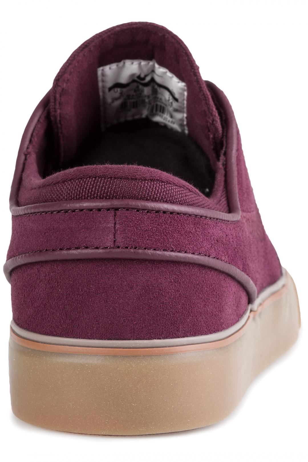 Donna Nike SB Zoom Stefan Janoski night maroon | Sneakers low top