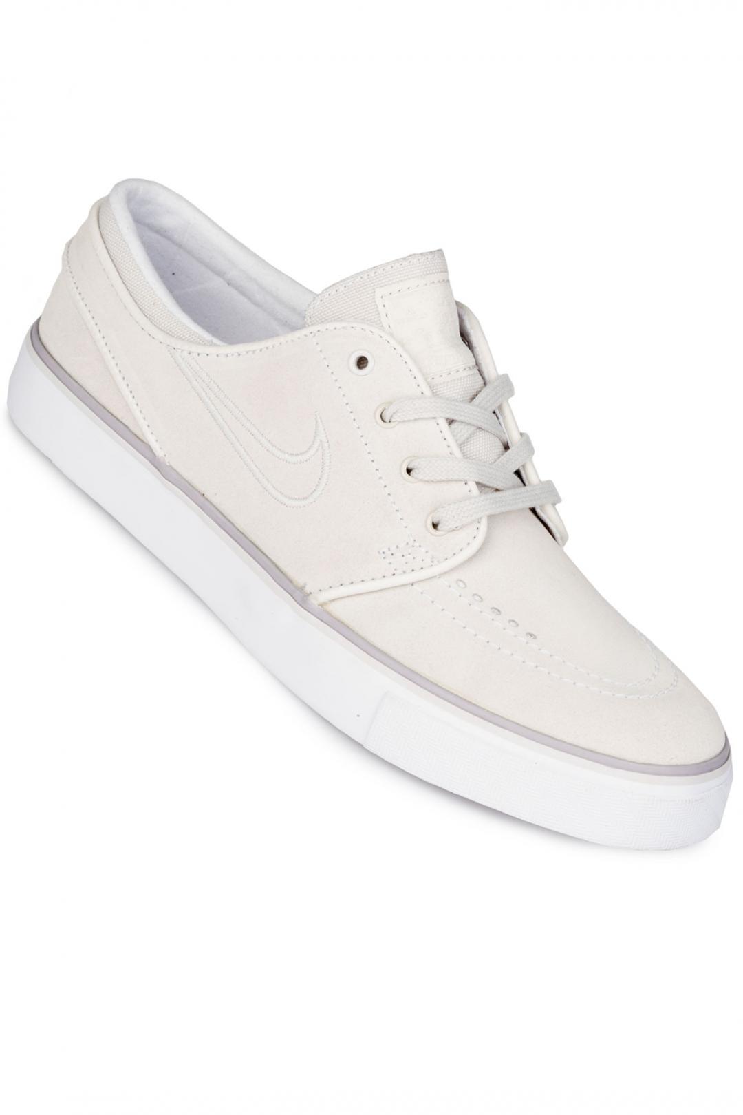 Donna Nike SB Zoom Stefan Janoski white white white | Sneakers low top