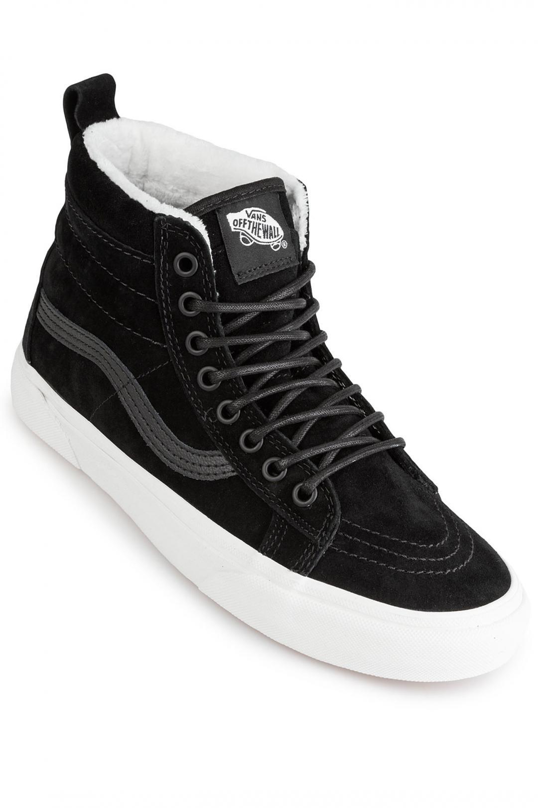 Donna Vans Sk8-Hi MTE black black marshmallow | Sneaker