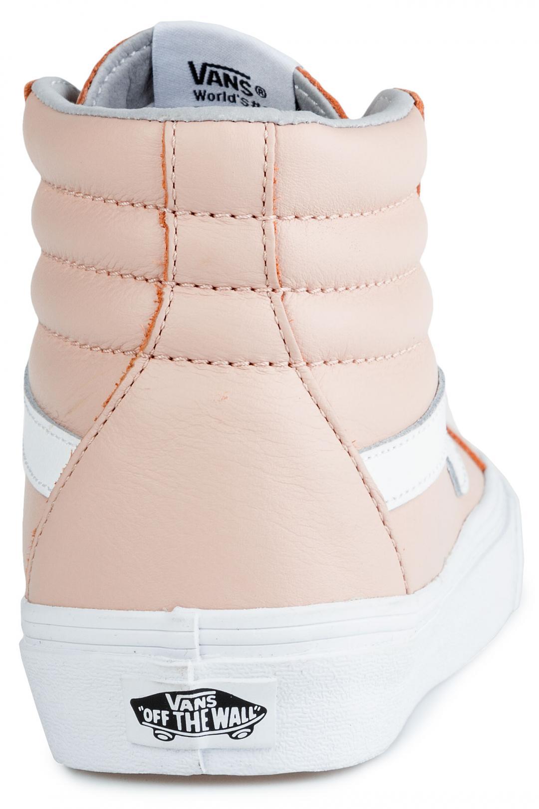 Donna Vans Sk8-Hi Reissue ox pink   Sneaker