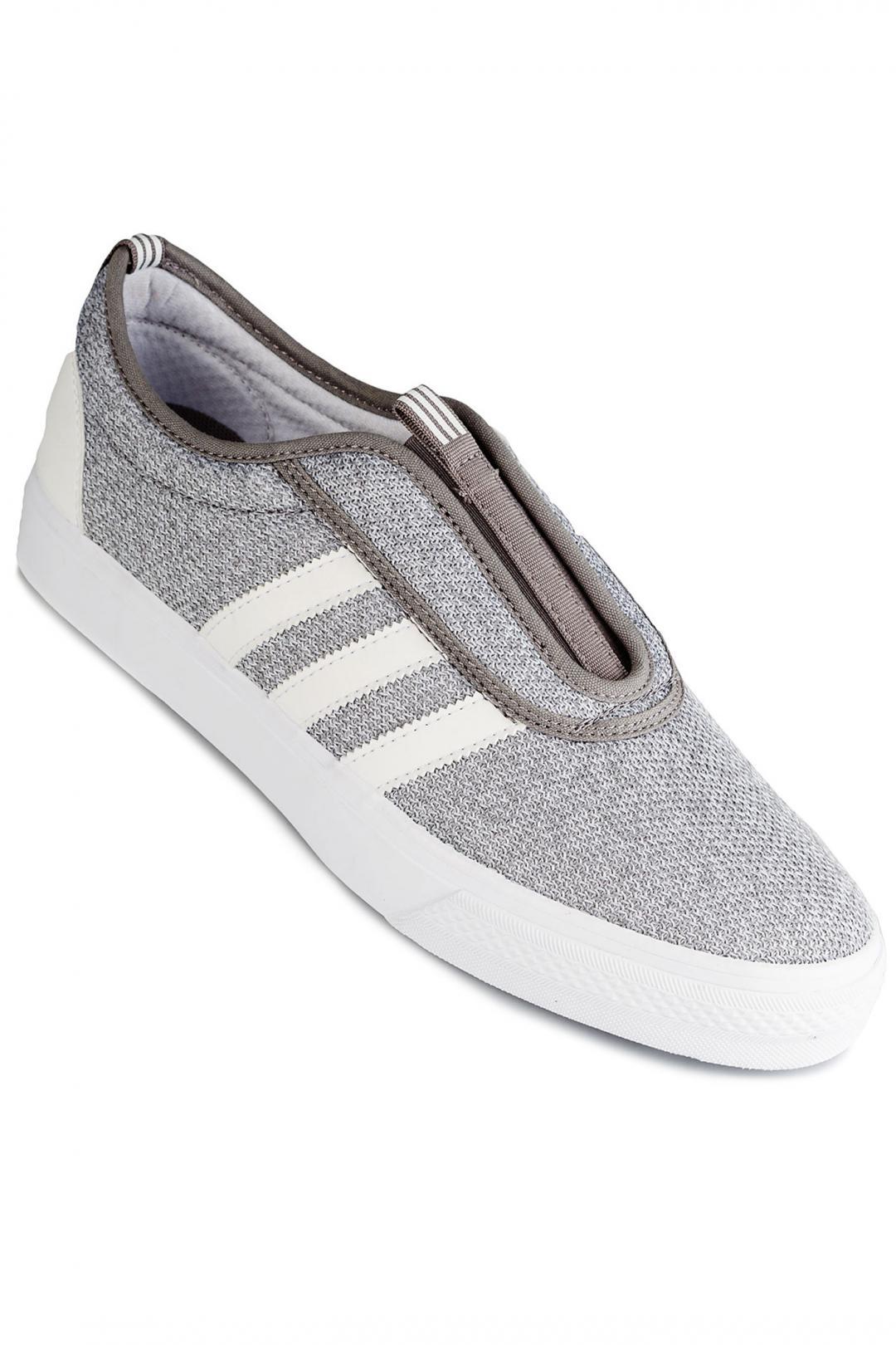 Uomo adidas Adi Ease Kung Fu charcoal white white | Scarpe da skate