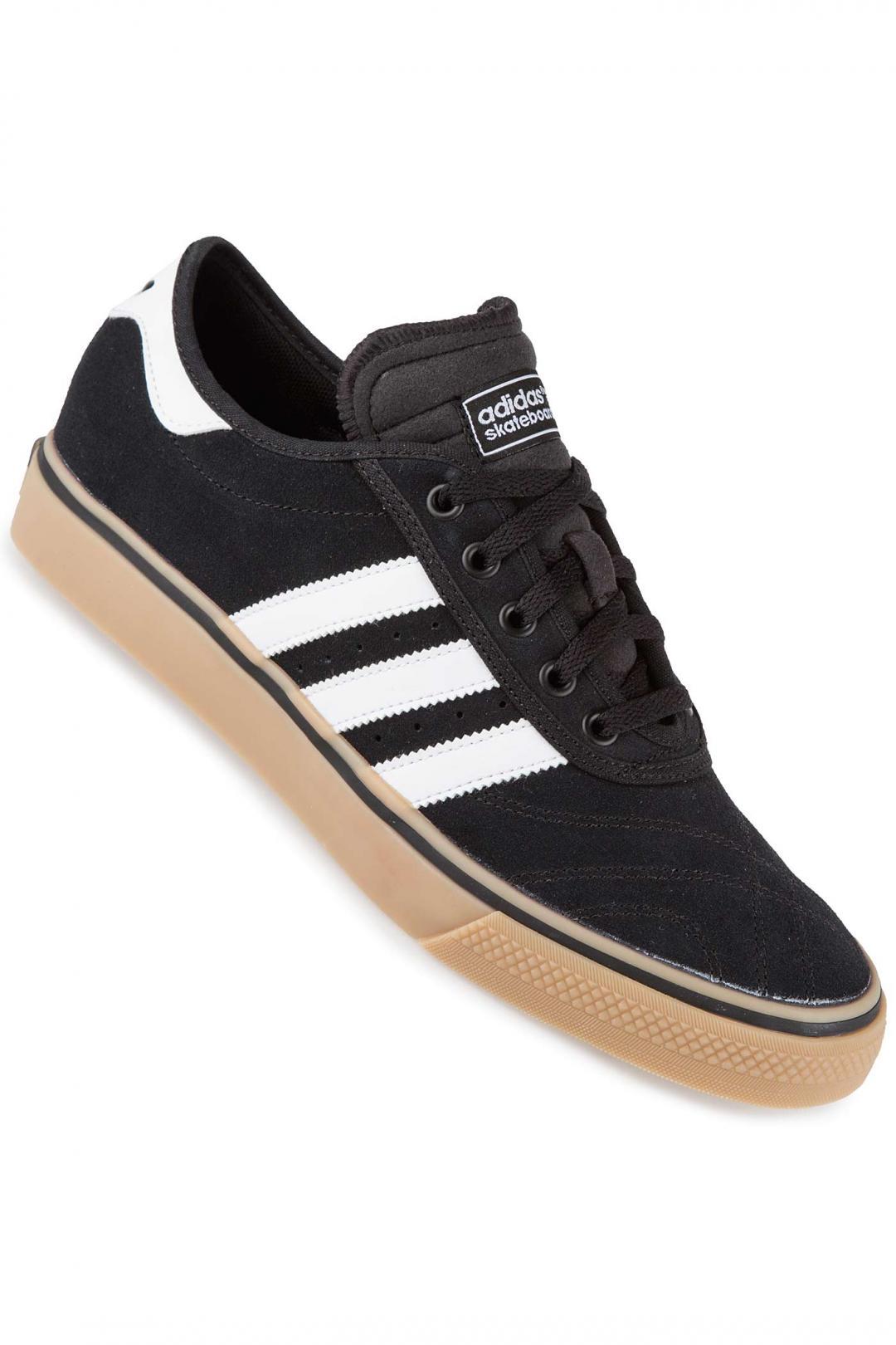 Uomo adidas Adi Ease Premiere black white gum | Sneaker