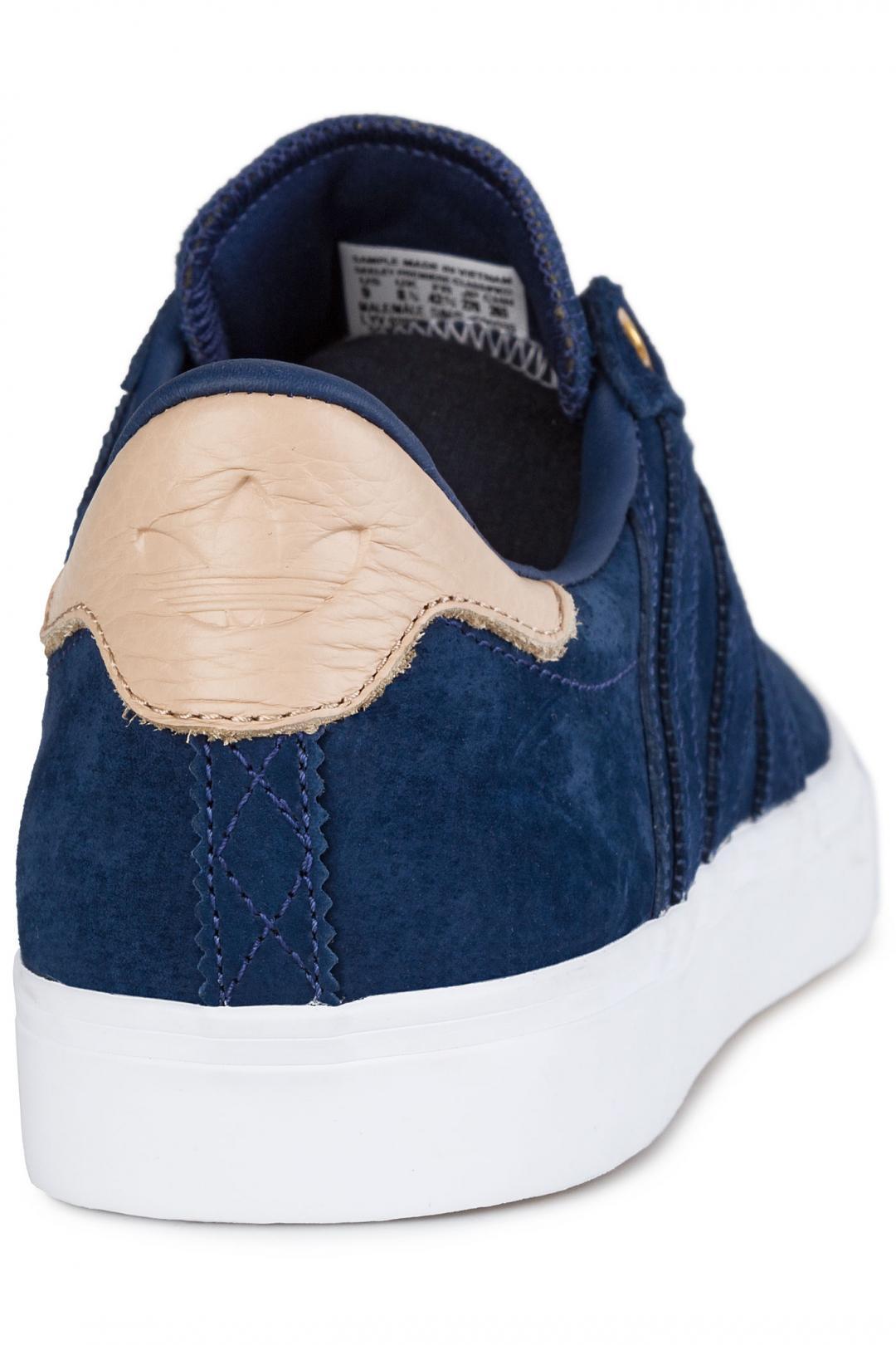 Uomo adidas Seeley Premiere Classified mystery blue supplier colour whi | Scarpe da skate