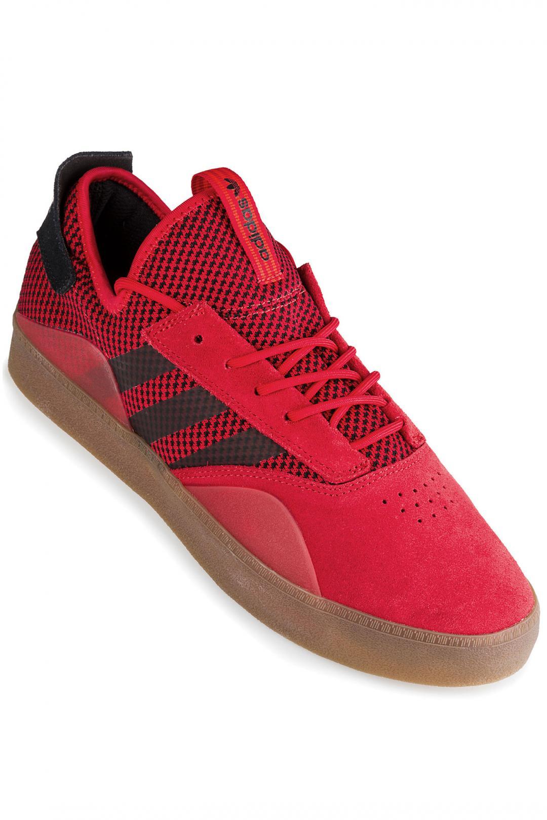 Uomo adidas Skateboarding 3ST.001 scarlet core black gum | Scarpe da skate