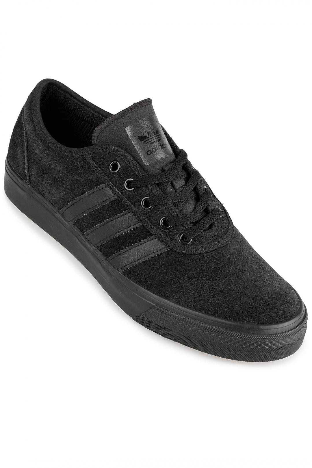 Uomo adidas Skateboarding Adi Ease core black core black core black   Scarpe da skate
