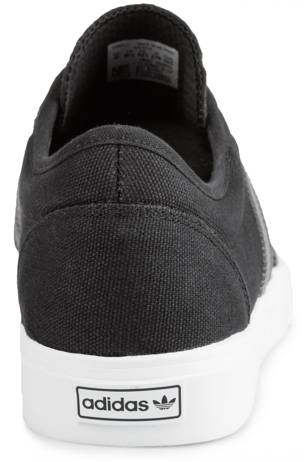 Uomo adidas Skateboarding Adi Ease core black grey four white | Sneakers low top