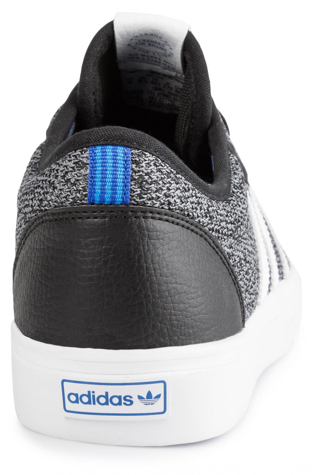 Uomo adidas Skateboarding Adi Ease core black grey three white   Scarpe da skate