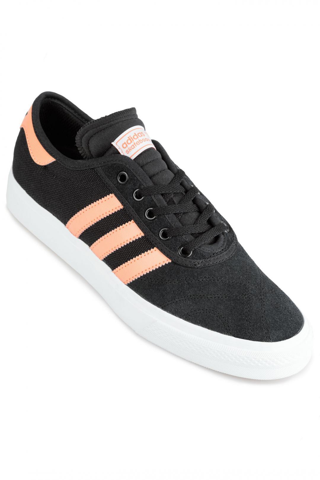 Uomo adidas Skateboarding Adi Ease Premiere core black chalk coral | Sneaker