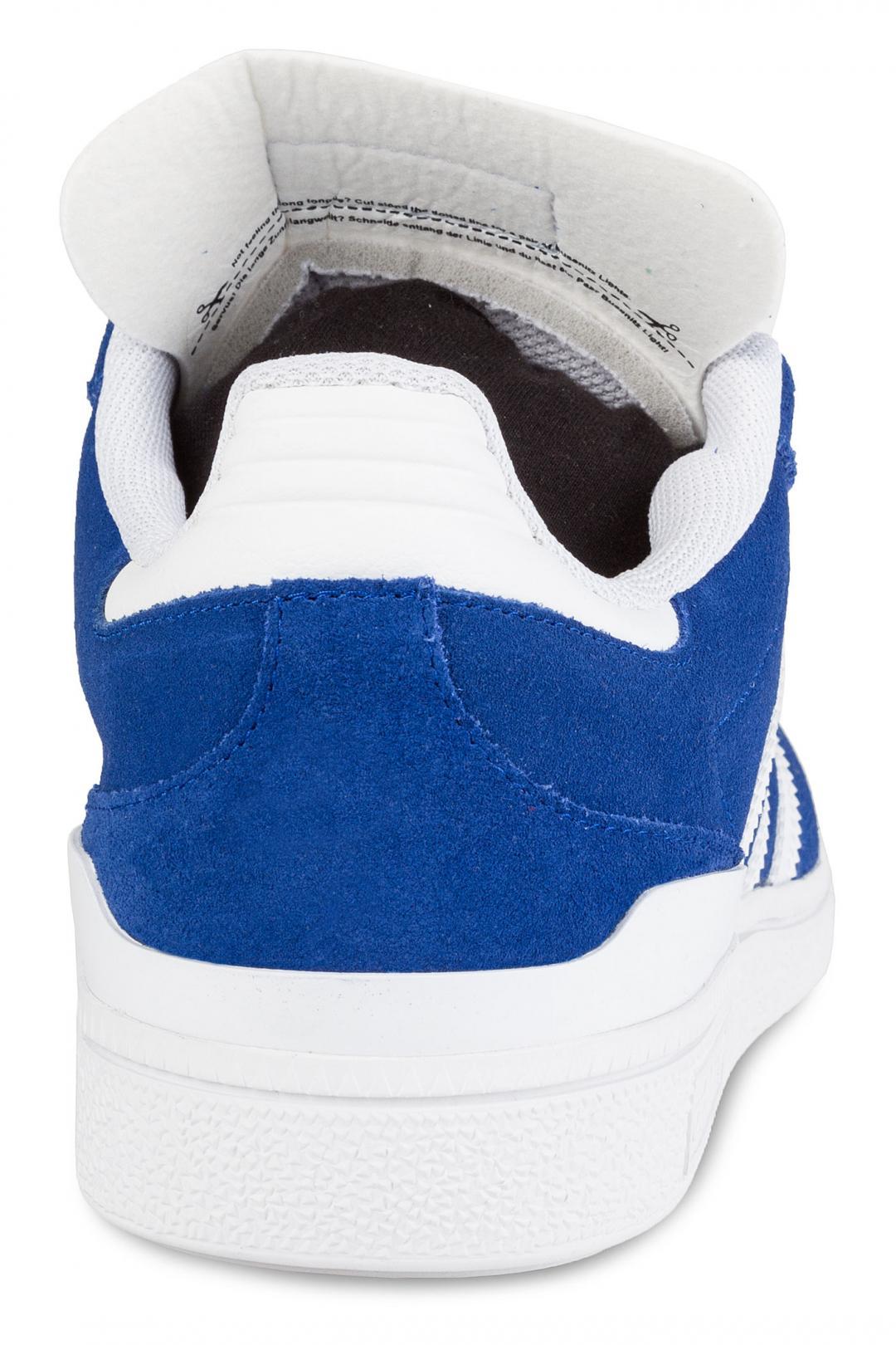 Uomo adidas Skateboarding Busenitz collegiate royal white | Sneaker