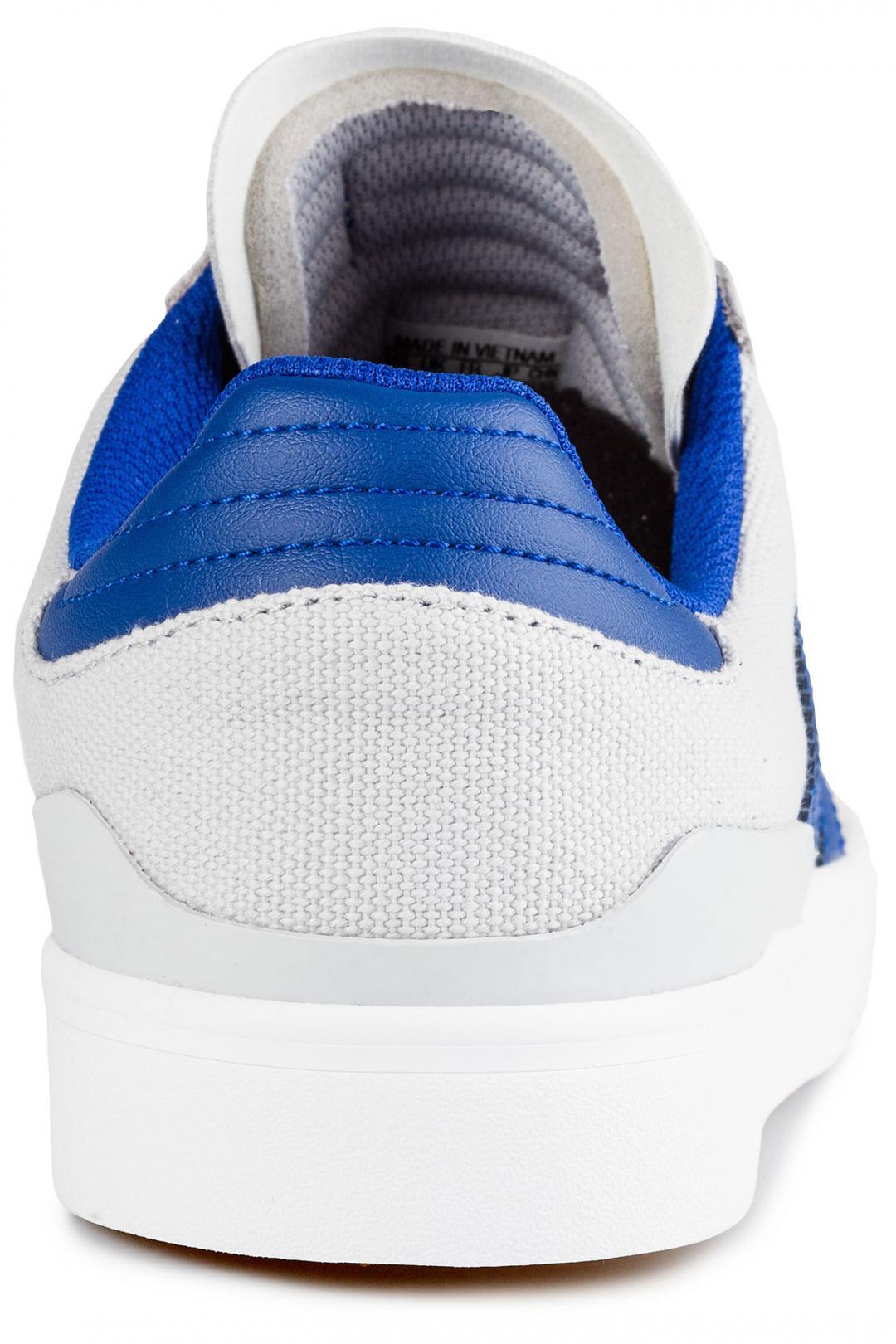 Uomo adidas Skateboarding Busenitz Vulc grey core royal white | Sneaker