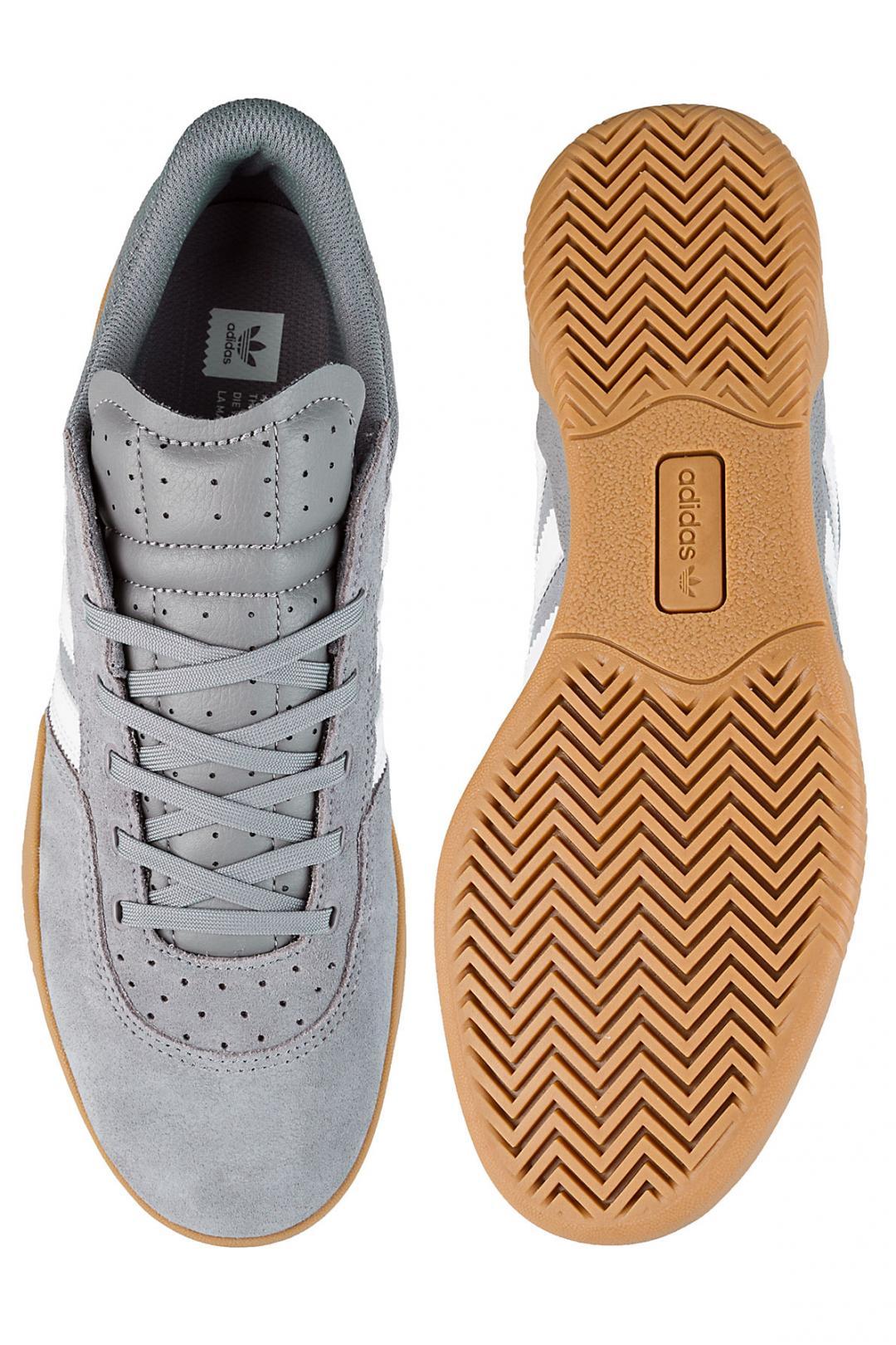 Uomo adidas Skateboarding City Cup grey three white gum | Sneaker