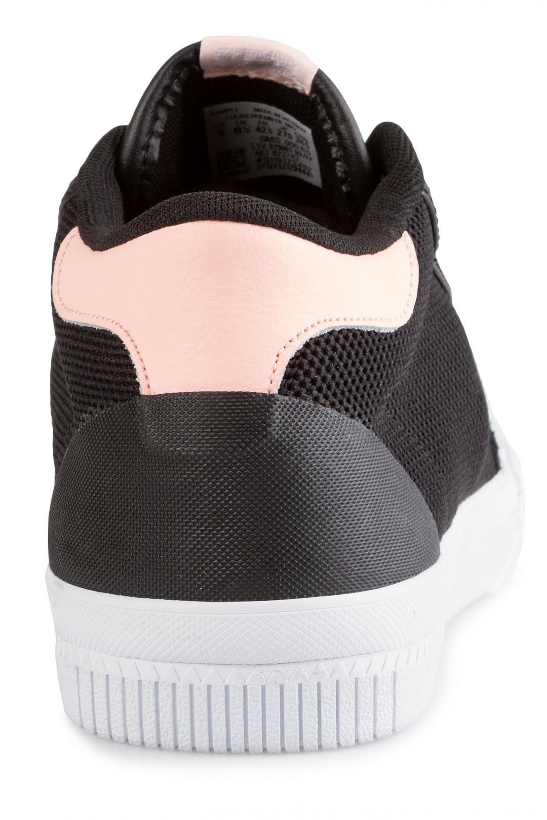 Uomo adidas Skateboarding Lucas Premiere Mid core black white   Sneaker
