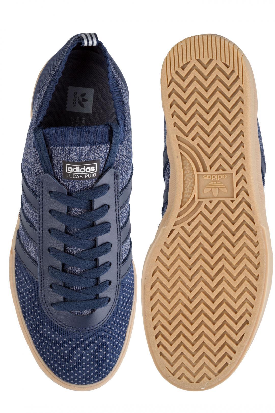 Uomo adidas Skateboarding Lucas Premiere PK collegiate navy onix | Sneakers low top
