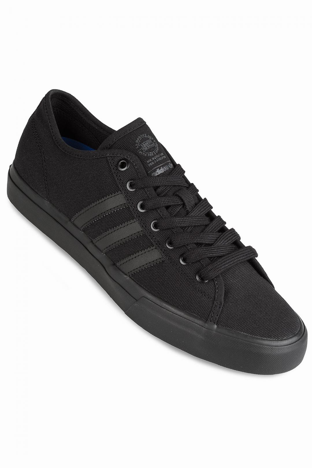 Uomo adidas Skateboarding Matchcourt RX core black core black core black   Scarpe da skate