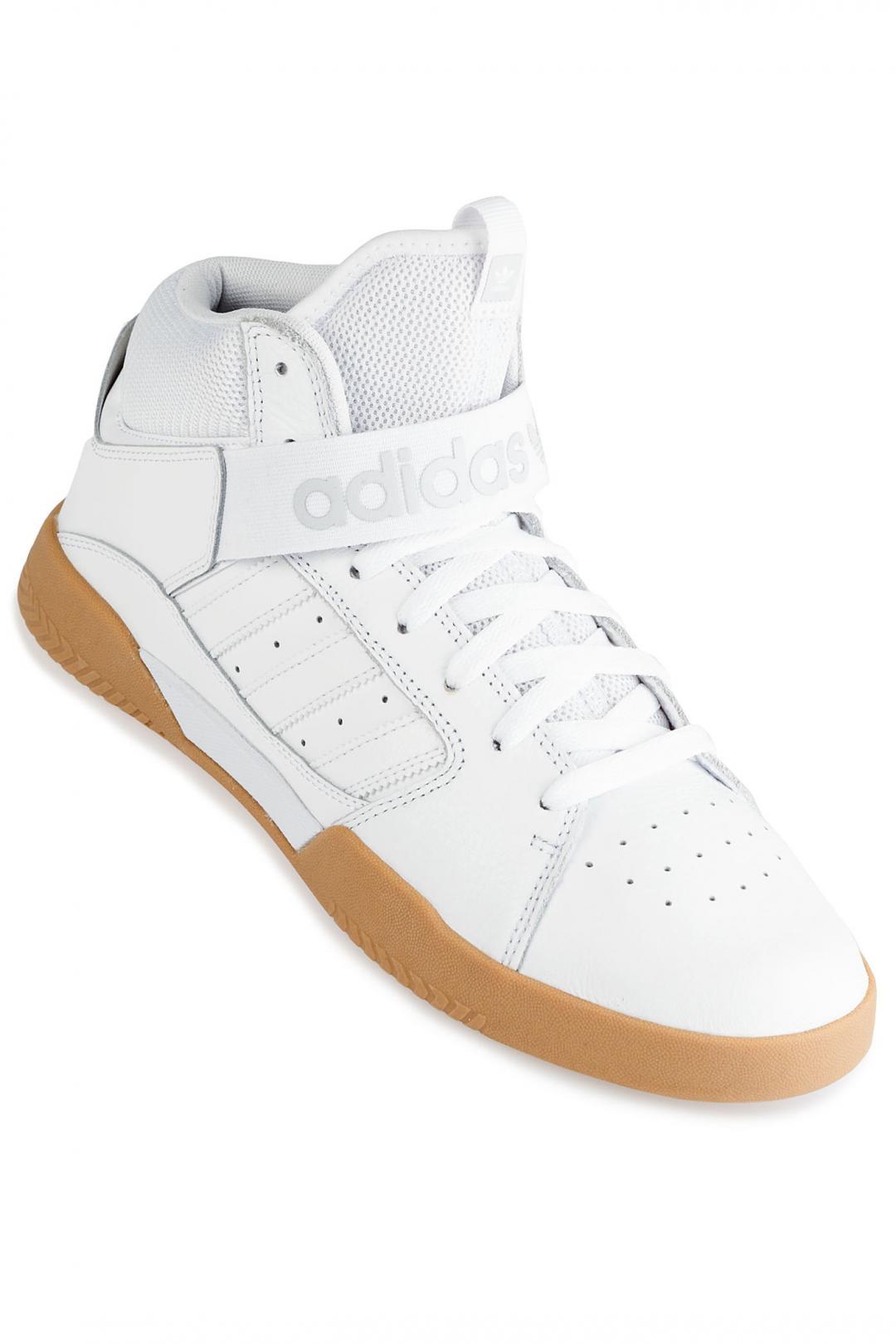 Uomo adidas Skateboarding VRX Mid white white gum | Sneaker