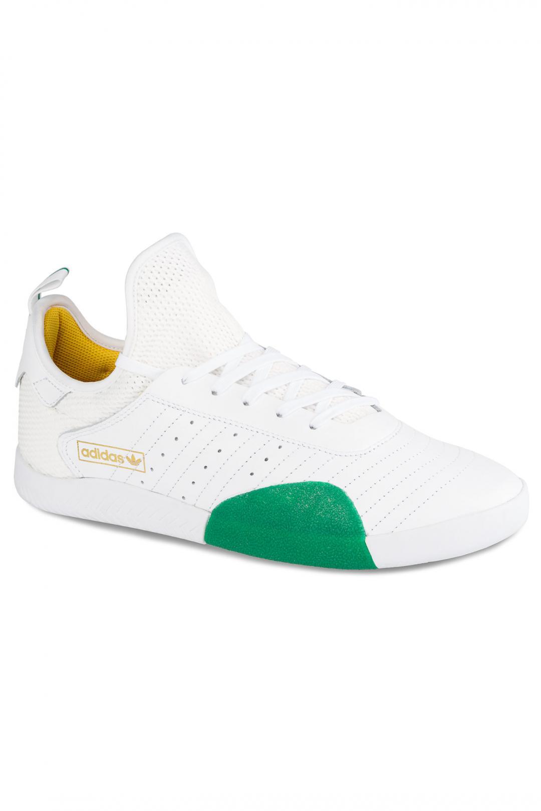 Uomo adidas Skateboarding x Nakel 3ST.003 white | Sneaker