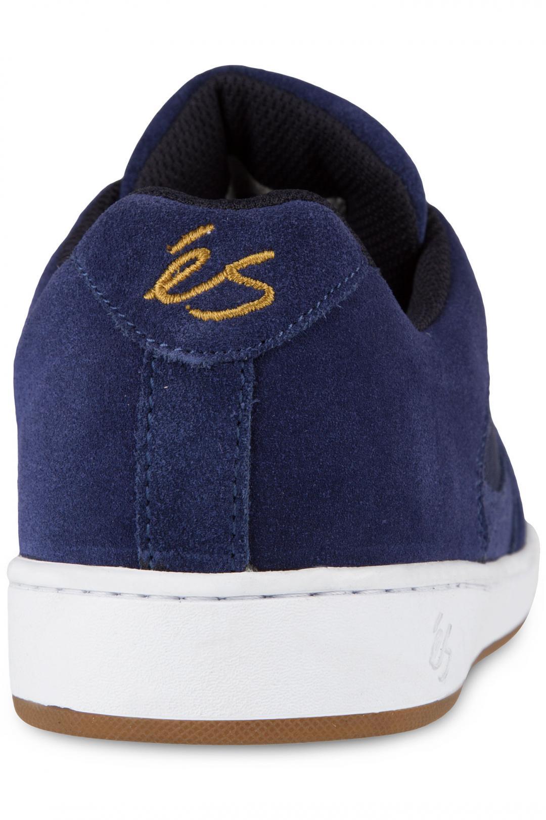 Uomo éS Accel Slim blue | Sneaker