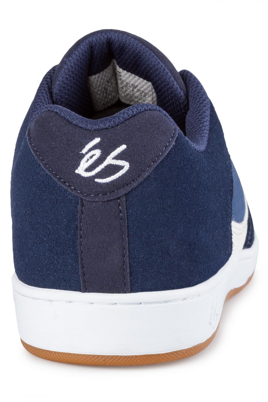 Uomo éS Accel Slim blue white | Sneaker
