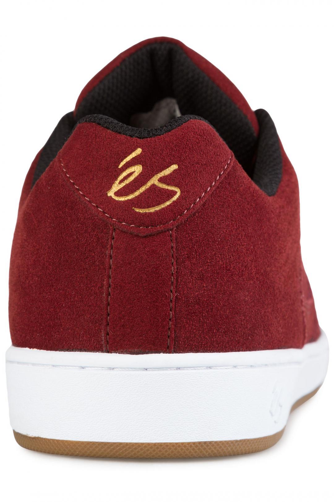 Uomo éS Accel Slim burgundy | Sneakers low top