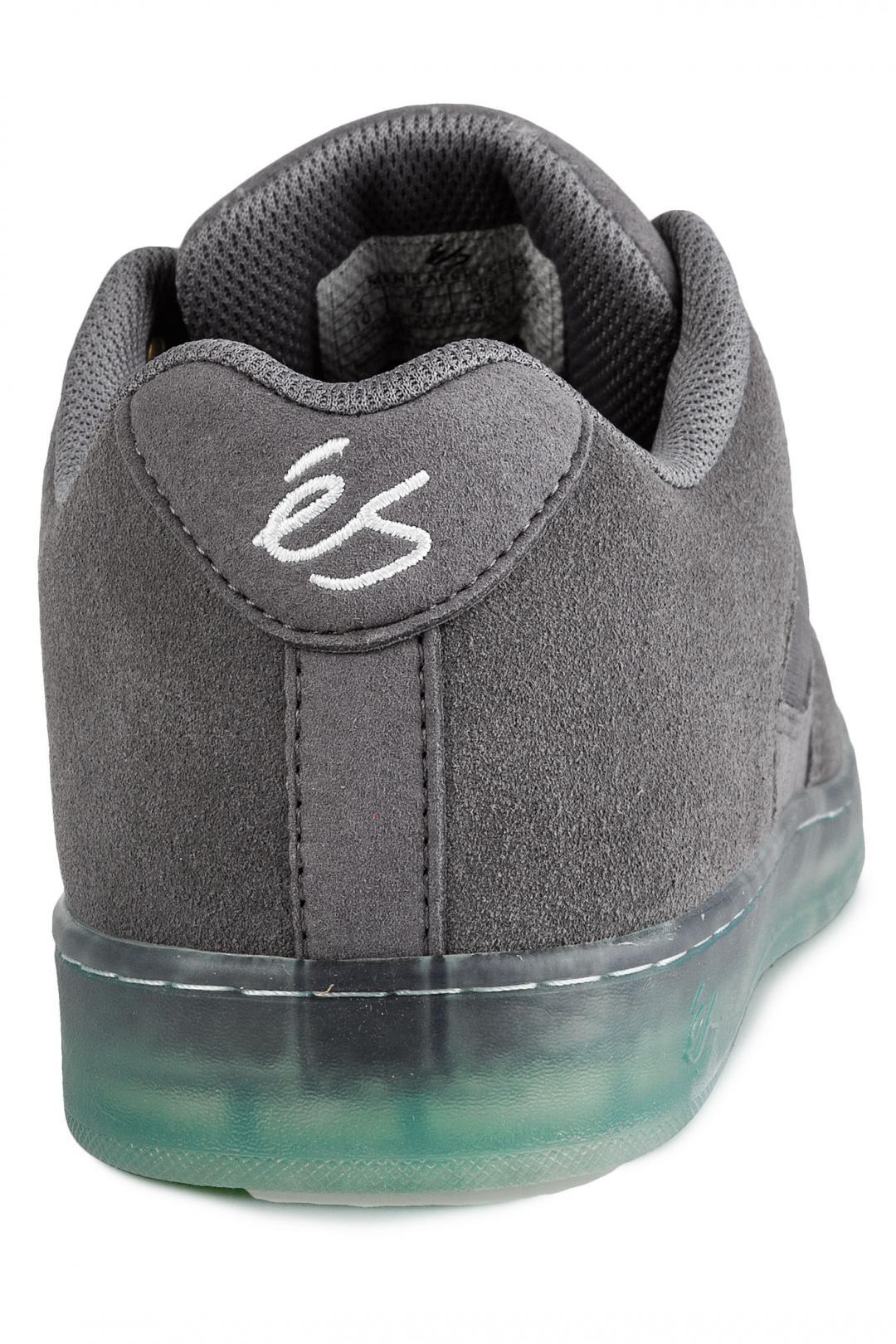 Uomo éS Accel Slim dark grey blue | Sneaker