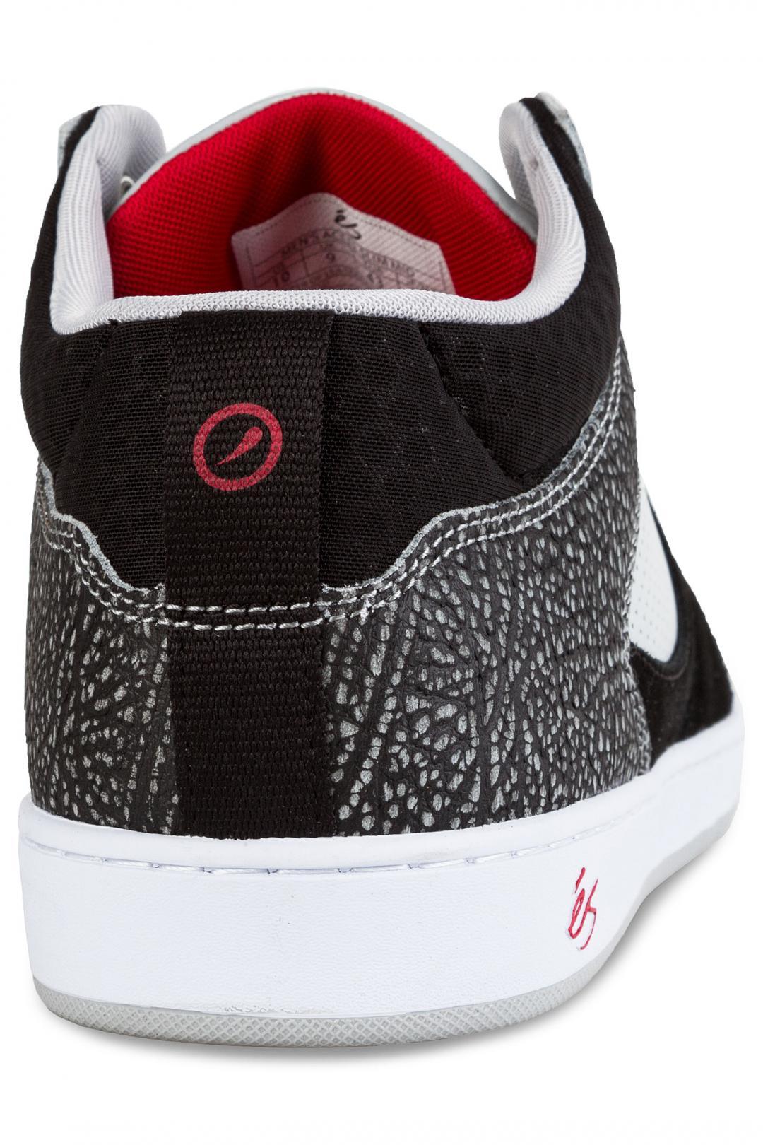 Uomo éS Accel Slim Mid black grey   Sneaker