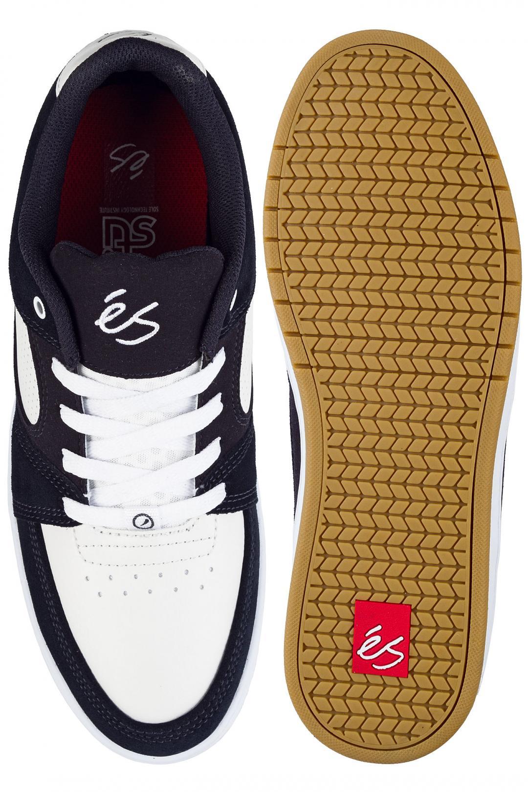 Uomo éS Accel Slim navy white   Sneaker