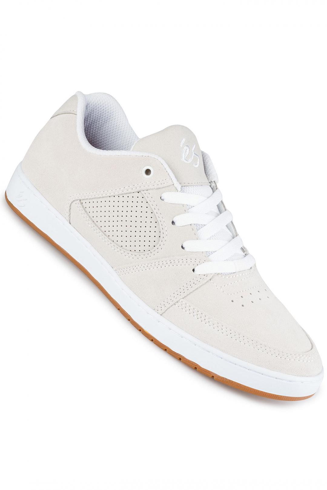 Uomo éS Accel Slim white white gum   Sneaker