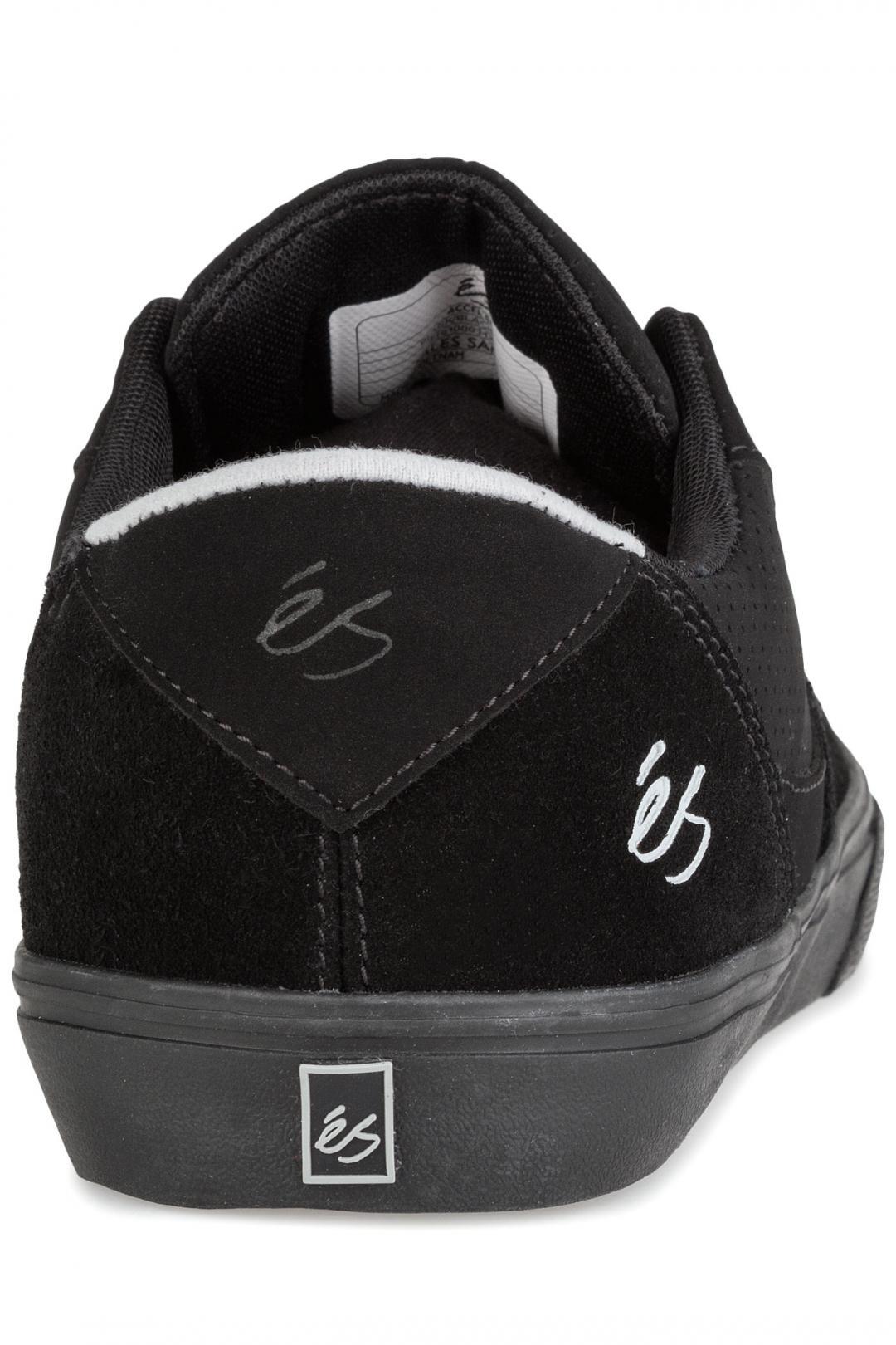 Uomo éS Accel SQ black black grey | Sneaker