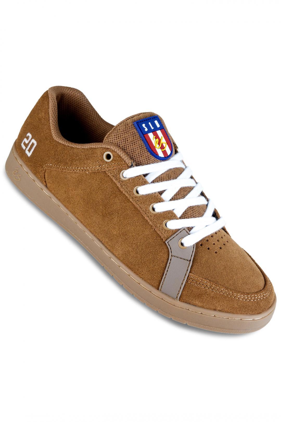 Uomo éS SAL 20 brown gum | Scarpe da skate