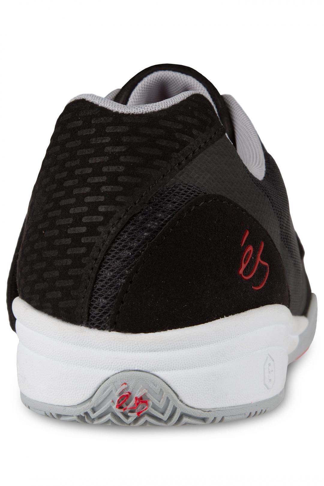 Uomo éS Sesla black grey red | Sneaker