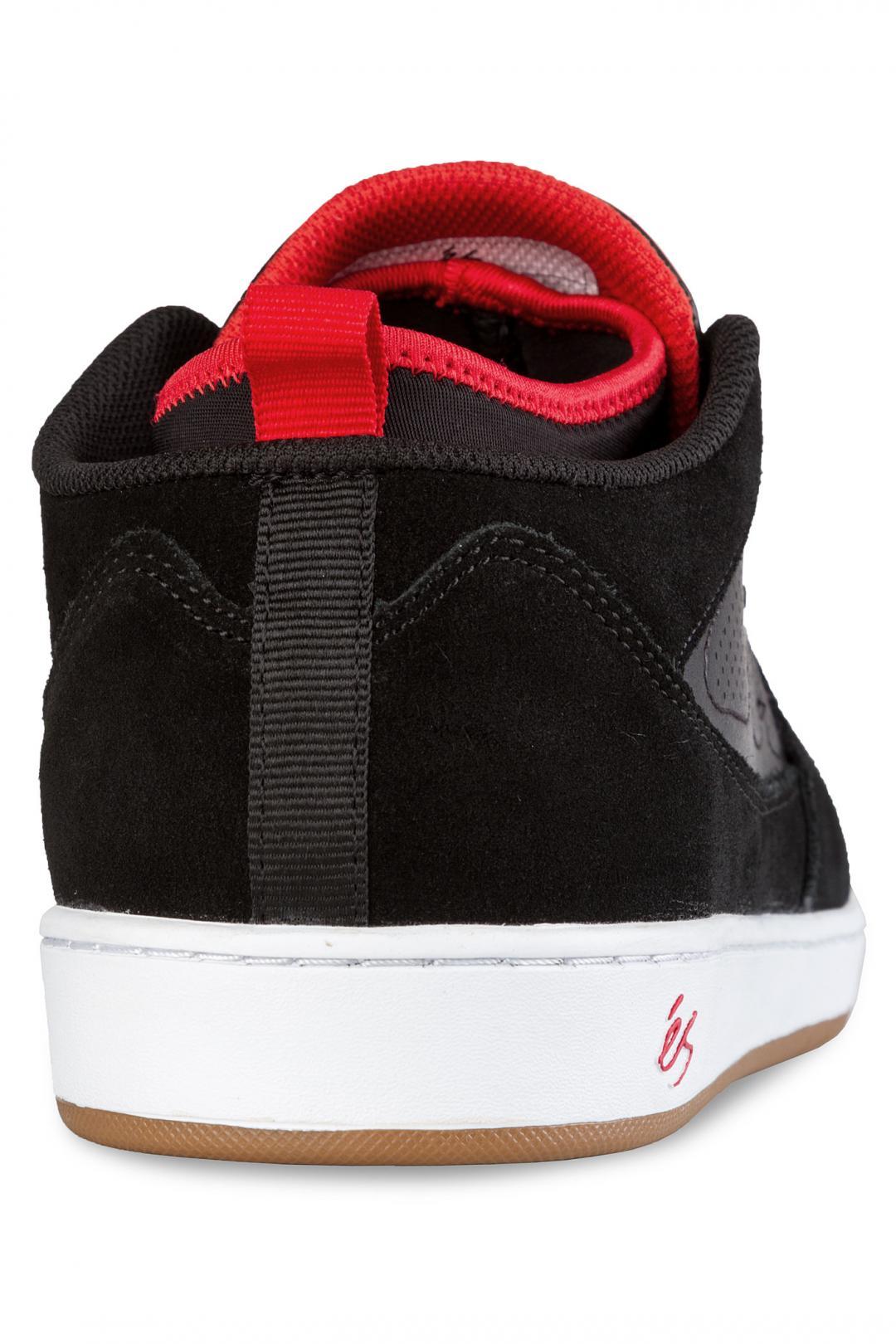 Uomo éS SLB Mid black   Sneaker