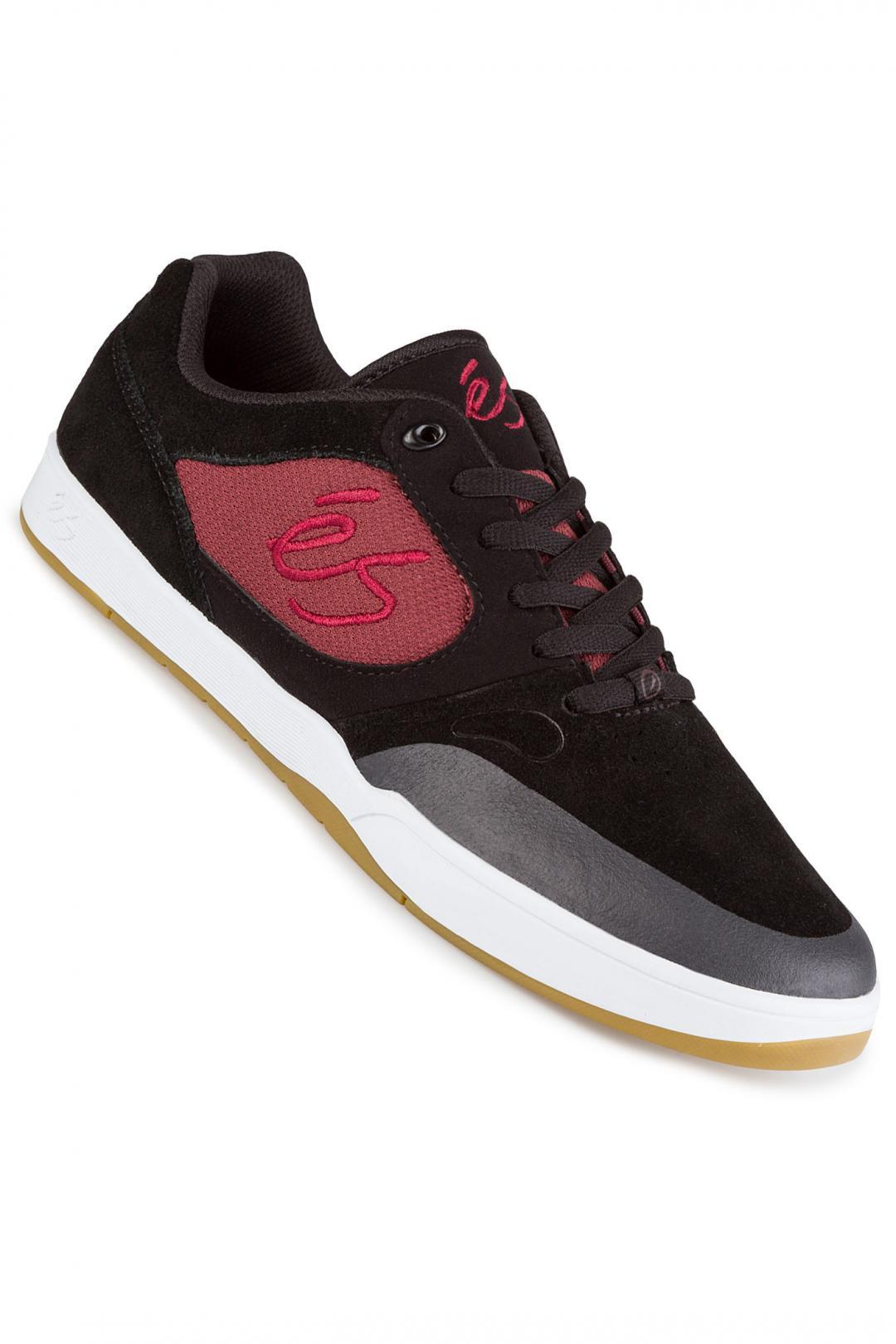 Uomo éS Swift 1.5 black red | Sneaker