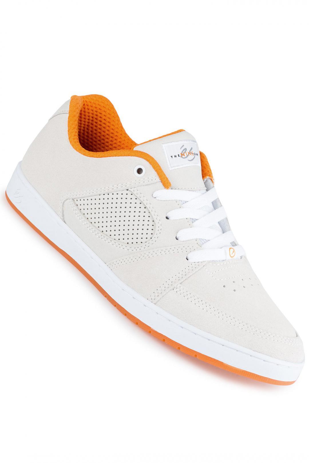 Uomo éS x The Nine Club Accel Slim white | Sneakers low top