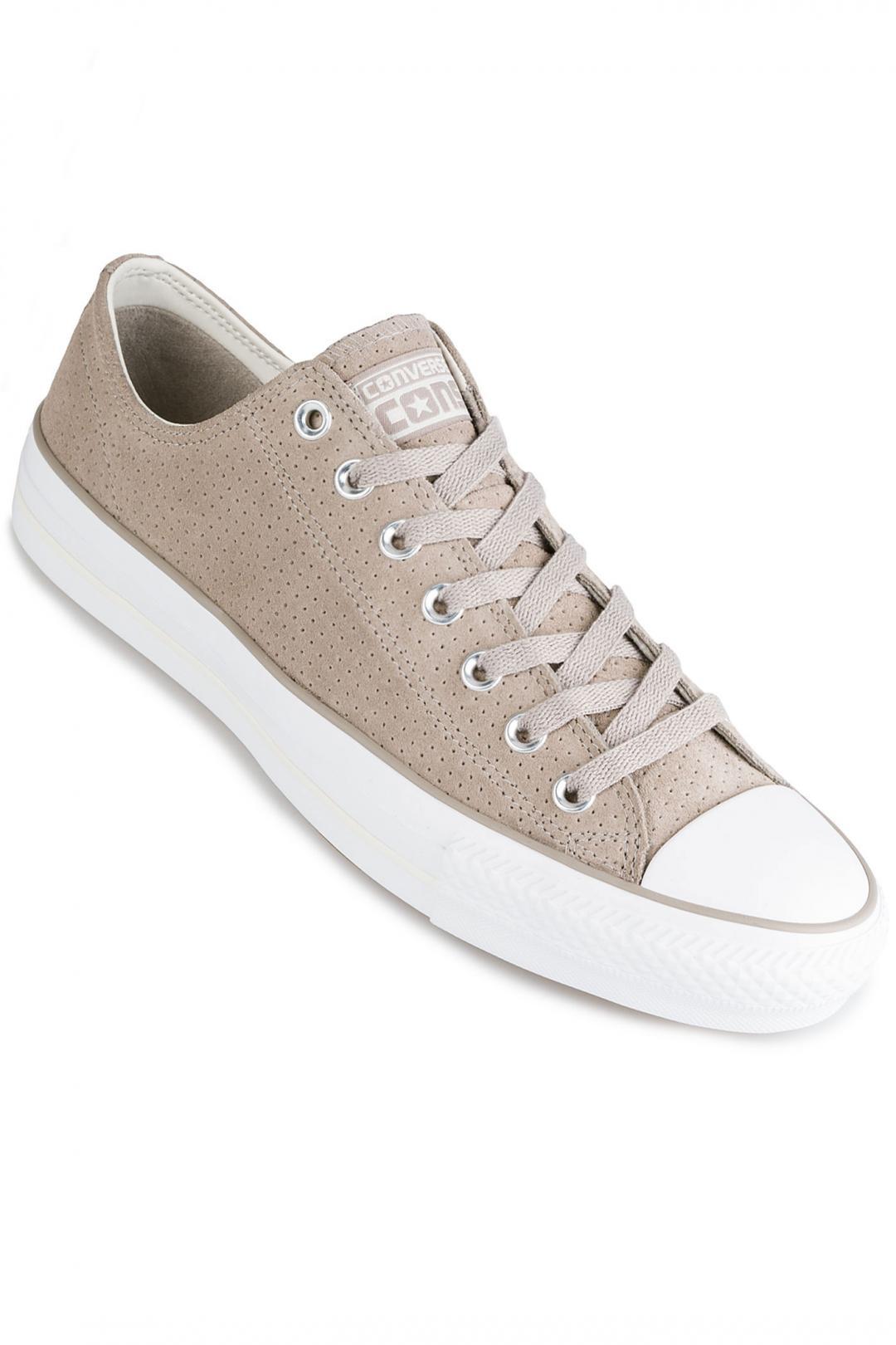Uomo Converse CONS Chuck Taylor All Star Pro Ox malted egret white | Sneaker