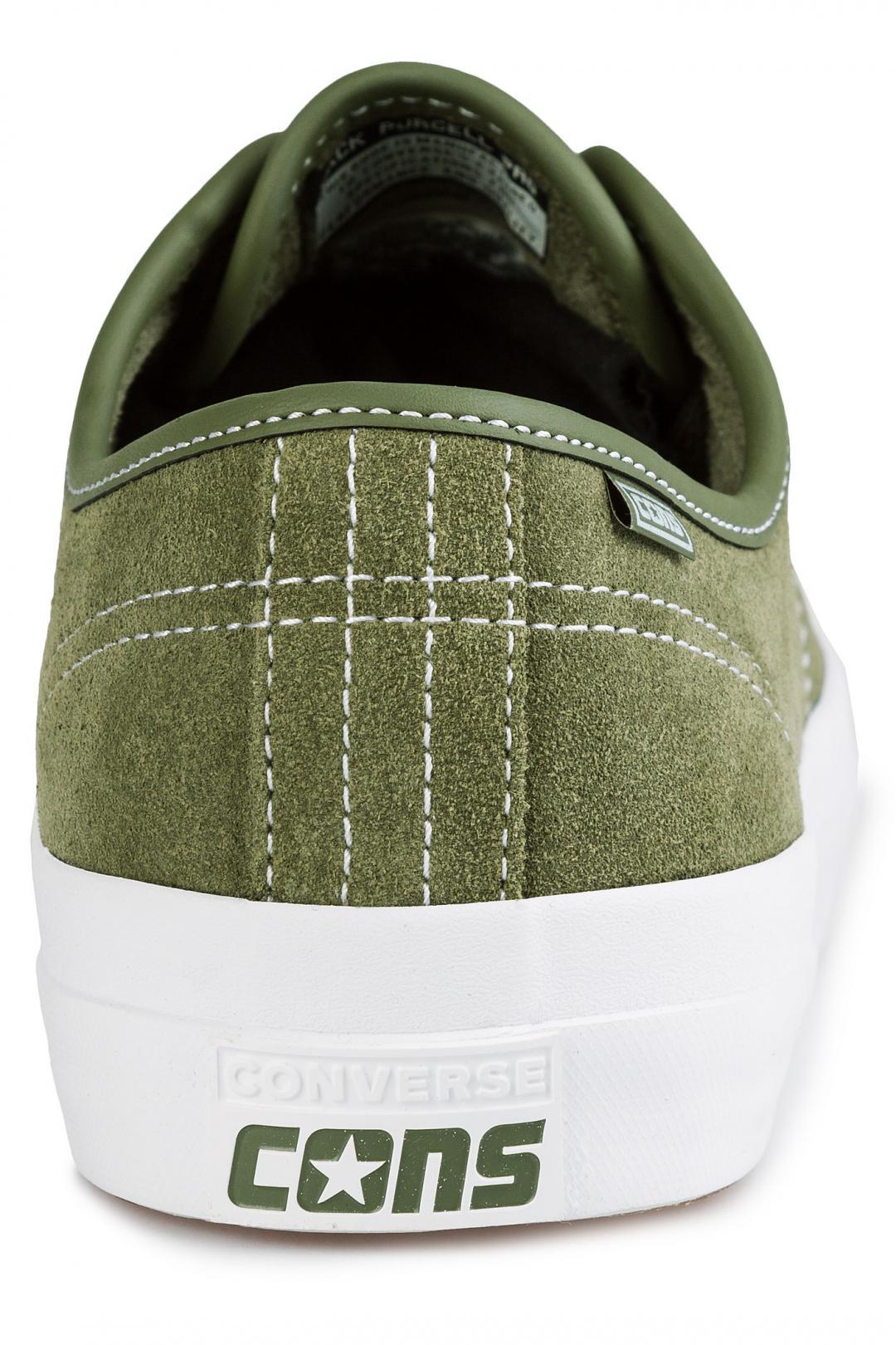 Uomo Converse Jack Purcell Pro field surplus white gum | Sneaker