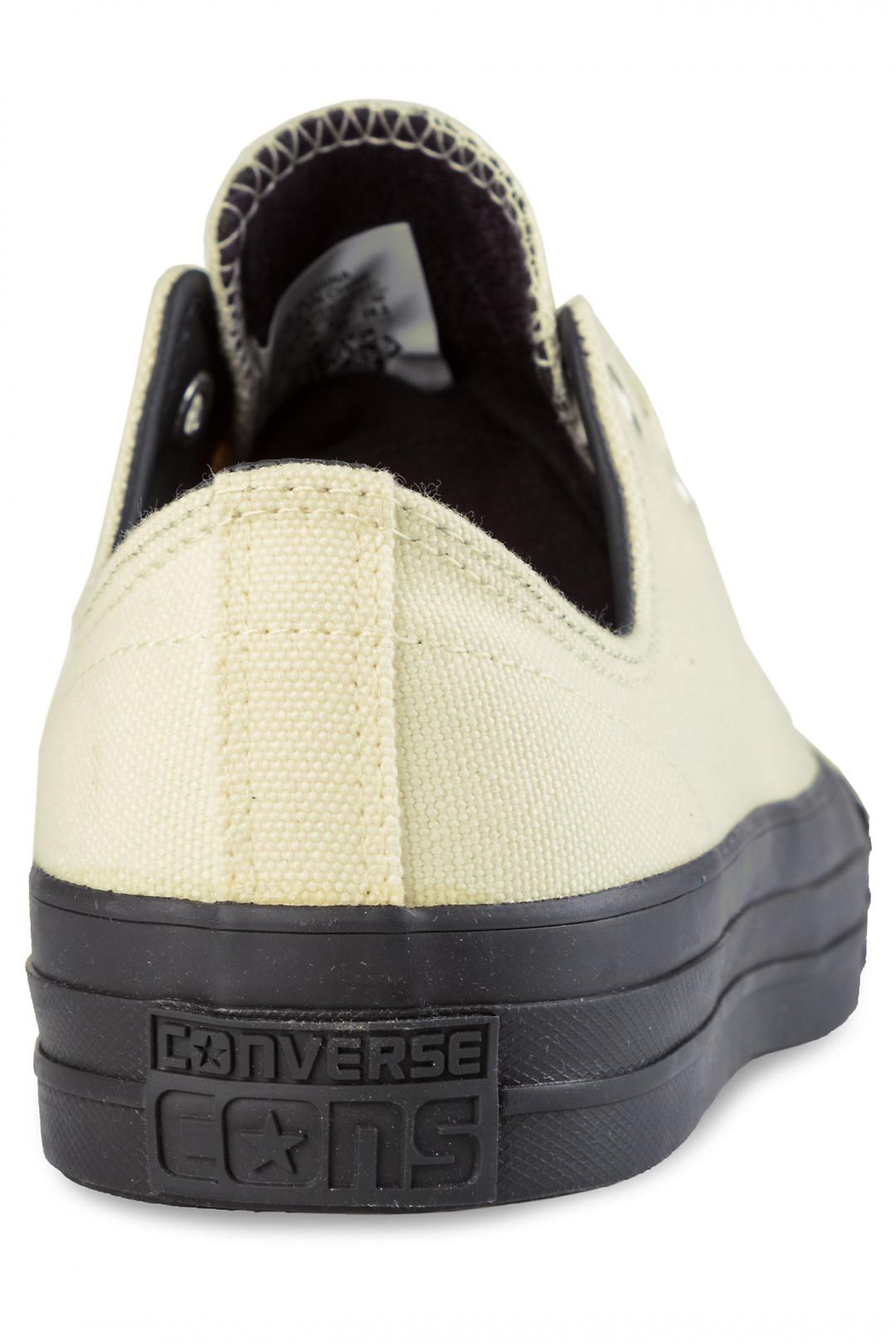 Uomo Converse x Kevin Rodriguez CTAS Pro OX natural almost black | Scarpe da skate