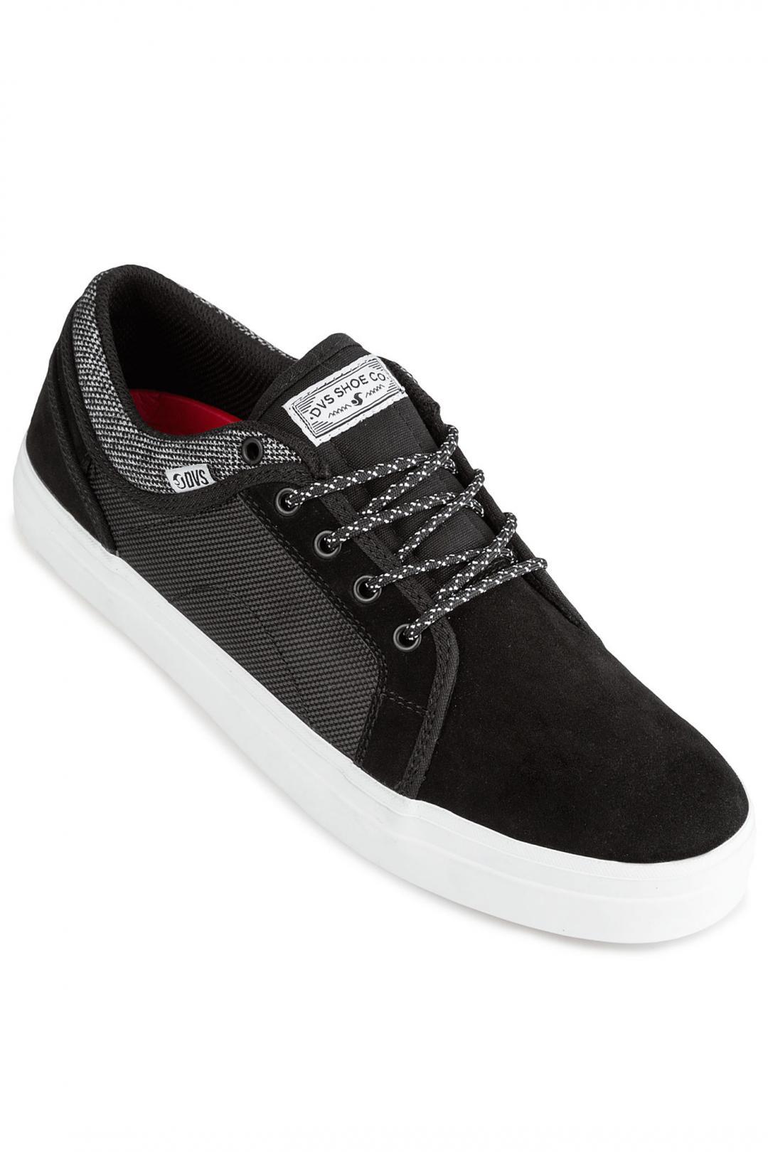 Uomo DVS Aversa+ Suede black   Sneaker