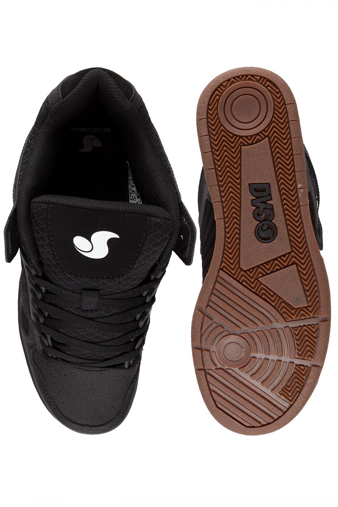 Uomo DVS Celsius Leather black ha | Scarpe invernali