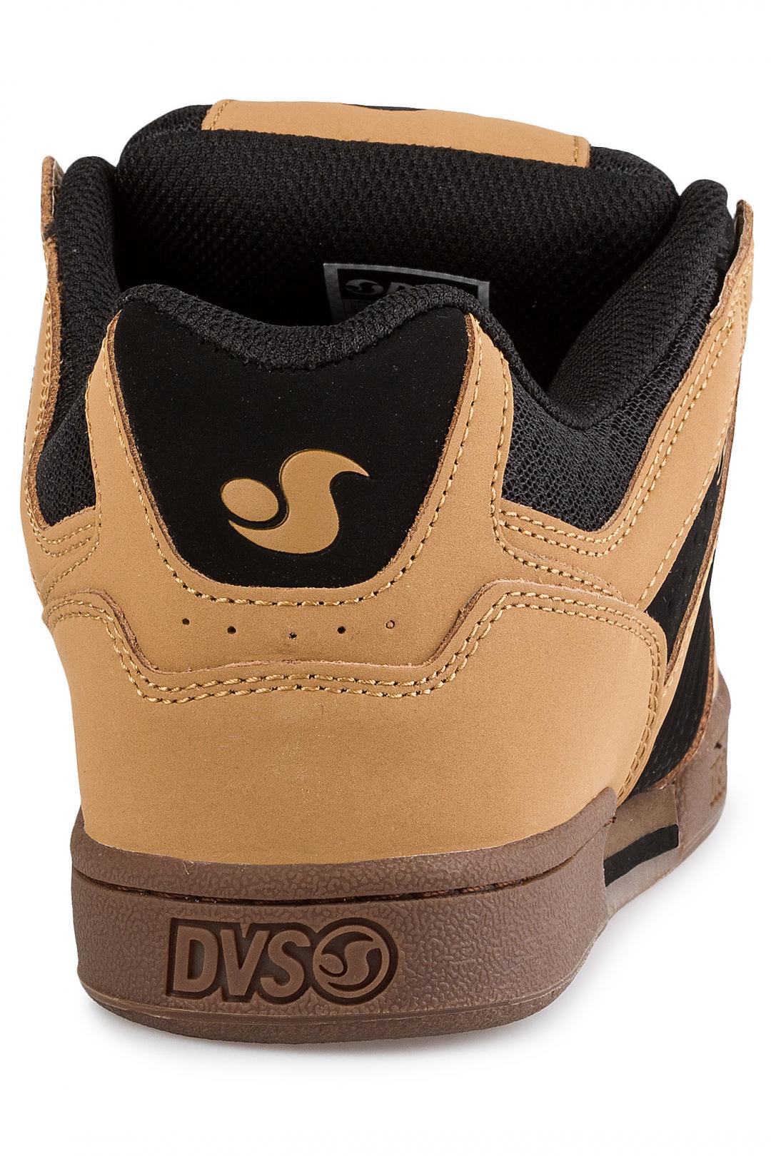 Uomo DVS Celsius Nubuck chamois | Sneakers low top
