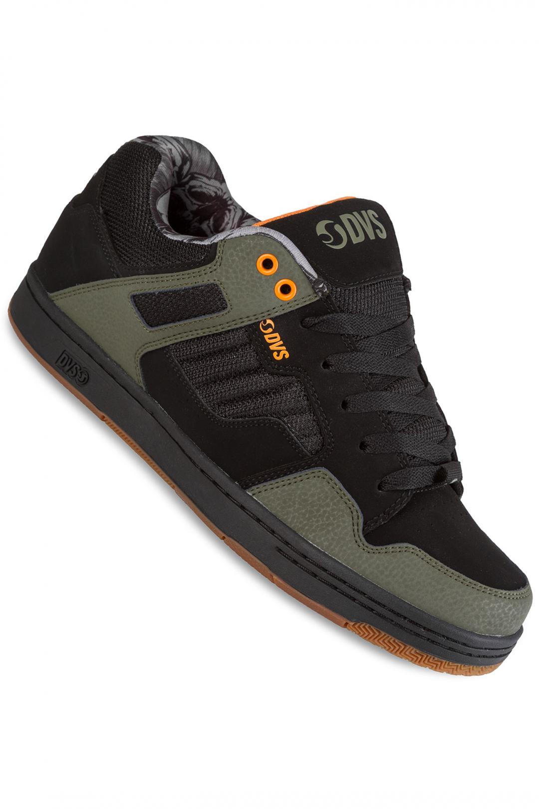 Uomo DVS Enduro 125 black olive deegan | Sneaker